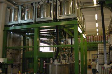 Sistemas de dosificación automática para pastas y colorantes